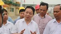 Bộ trưởng Bộ Tài nguyên Môi trường: 'Tôi xin nhận khuyết điểm vụ cá chết hàng loạt'