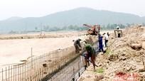 Dự án VSIP Nghệ An đang được giải phóng mặt bằng hơn 140 ha