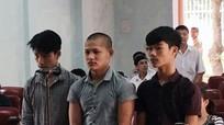 Diễn Châu: Xét xử 3 đối tượng trộm cắp xe máy