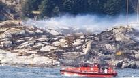 Trực thăng Na Uy rơi, tìm thấy 11 thi thể