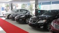 Người Việt chi 486 triệu USD để nhập khẩu ô tô trong quý I