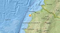 Động đất tiếp tục xảy ra ngoài bờ biển Ecuador