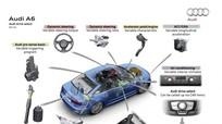 Audi thêm trang bị cho A6, giá bán không đổi