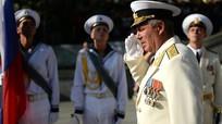 Tòa Ukraine phê chuẩn bắt giữ Tư lệnh Hạm đội Biển Đen Nga
