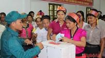 Danh sách chi tiết kết quả bầu cử Hội đồng nhân dân tỉnh Nghệ An