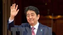 Thủ tướng Nhật Bản lên đường công du châu Âu và Nga