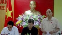 Thủ tướng chỉ đạo báo cáo đúng sai về ống xả thải của Formosa