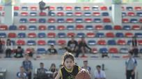 Bóng rổ - môn thể thao khiến giới trẻ thành Vinh mê mẩn