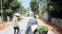 Hoàn thành tuyến đường Nghi Kiều - Đại Sơn