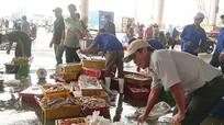 Cá biển miền Trung tiêu thụ ổn định ở thị trường nước ngoài