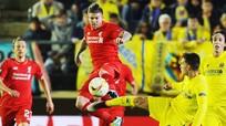 Bán kết lượt về Europa League: Liverpool và điểm tựa Anfield