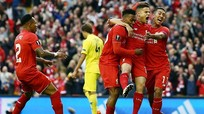 Liverpool nhấn chìm 'Tàu ngầm vàng', vào chung kết Europa League