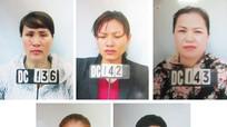 Nghệ An: 'Nữ quái' cầm đầu đường dây đánh bạc dưới hình thức ghi lô, đề