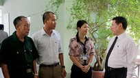Cử tri 13 phường, xã ở TP Vinh đồng tình cao với chương trình hành động các ứng cử viên