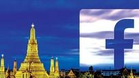 Xuất hiện làn sóng tẩy chay Facebook ở Thái Lan