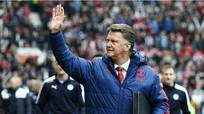 Man Utd mất 7,2 triệu đôla nếu sa thải Van Gaal