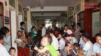 Khắc phục tình trạng quá tải ở Bệnh viện Sản - Nhi Nghệ An