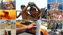 Top 10 quốc gia nóng nực nhất thế giới