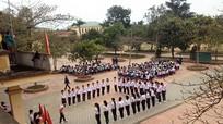 Nghi Lộc: 2.600 đội viên tham gia Hội thi Nghi thức đội
