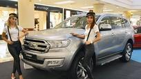 Ford Everest 2016 giá từ 49.700 USD tại Malaysia