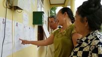 Huyện Quỳ Châu sẵn sàng cho ngày hội bầu cử