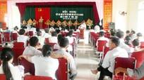 Nhiều mong muốn của cử tri gửi đến ứng cử viên đại biểu HĐND huyện Nghi Lộc