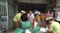Nghệ An: Hơn 1 tạ hàn the và nửa tấn táo tàu không rõ nguồn gốc