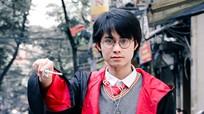 Nam sinh xứ Nghệ gây 'sốt' vì giống Harry Potter