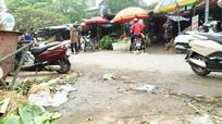 Thành phố Vinh: Rác khắp các chợ