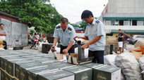 Báo tin buôn lậu được nhận tới 200 triệu đồng