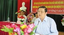Ông Phan Đình Trạc: Đóng góp xây dựng vùng Tây Bắc Nghệ An phát triển
