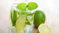 Uống nước chanh vào buổi sáng có nhiều ích lợi cho sức khỏe