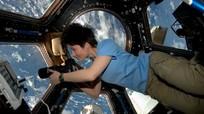 Nữ phi hành gia với việc xử lý ngày 'đèn đỏ' ngoài vũ trụ