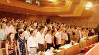 Hội đồng hương Nam Đàn tại Hà Nội kỷ niệm 126 năm ngày sinh Chủ tịch Hồ Chí Minh