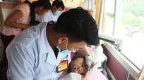 500 người dân ở Anh Sơn được khám chữa bệnh và phát thuốc miễn phí