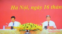 Đồng chí Đinh Thế Huynh: 'Học Bác là học suốt đời, học hằng ngày'