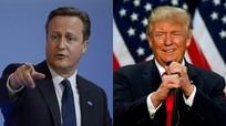Donald Trump tuyên bố 'cạch mặt' thủ tướng Anh