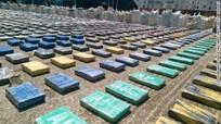 Colombia thu giữ lượng ma túy lớn nhất trong lịch sử