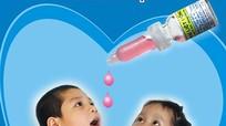 Thay thế vắc xin bại liệt mới từ tháng 6