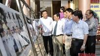 Nghệ An: Triển lãm ảnh Bác Hồ với Quốc hội và Hội đồng nhân dân