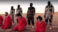 Ngâm bồn acid - Phương thức hành quyết mới của IS