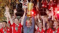 Bayern giành Cup Quốc gia sau loạt luân lưu cân não