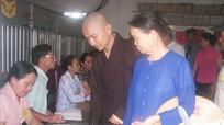 Tăng, Ni phật tử Nghệ An đi bầu cử