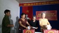 60 nghìn cử tri vùng biển Diễn Châu đi bầu cử