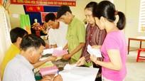 Gần 89.000 cử tri  Hưng Nguyên đi bỏ phiếu bầu cử đại biểu Quốc hội và HĐND các cấp