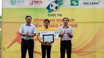 Trao giải đợt 3 Cuộc thi 'Sông Lam Nghệ An - Niềm tự hào xứ Nghệ'