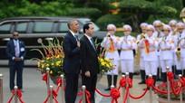 24 giờ của Tổng thống Obama tại Hà Nội