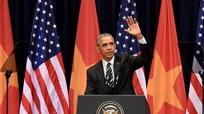 """Phát biểu của Tổng thống Obama: """"Từ đây người biết thương người"""""""