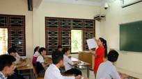 TX Hoàng Mai: Chỉ có 7/683 học sinh đăng kí thi môn Sử