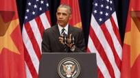 Toàn văn phát biểu Tổng thống Obama tại Trung tâm Hội nghị Quốc gia